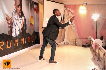 Warri Bros performing on stage