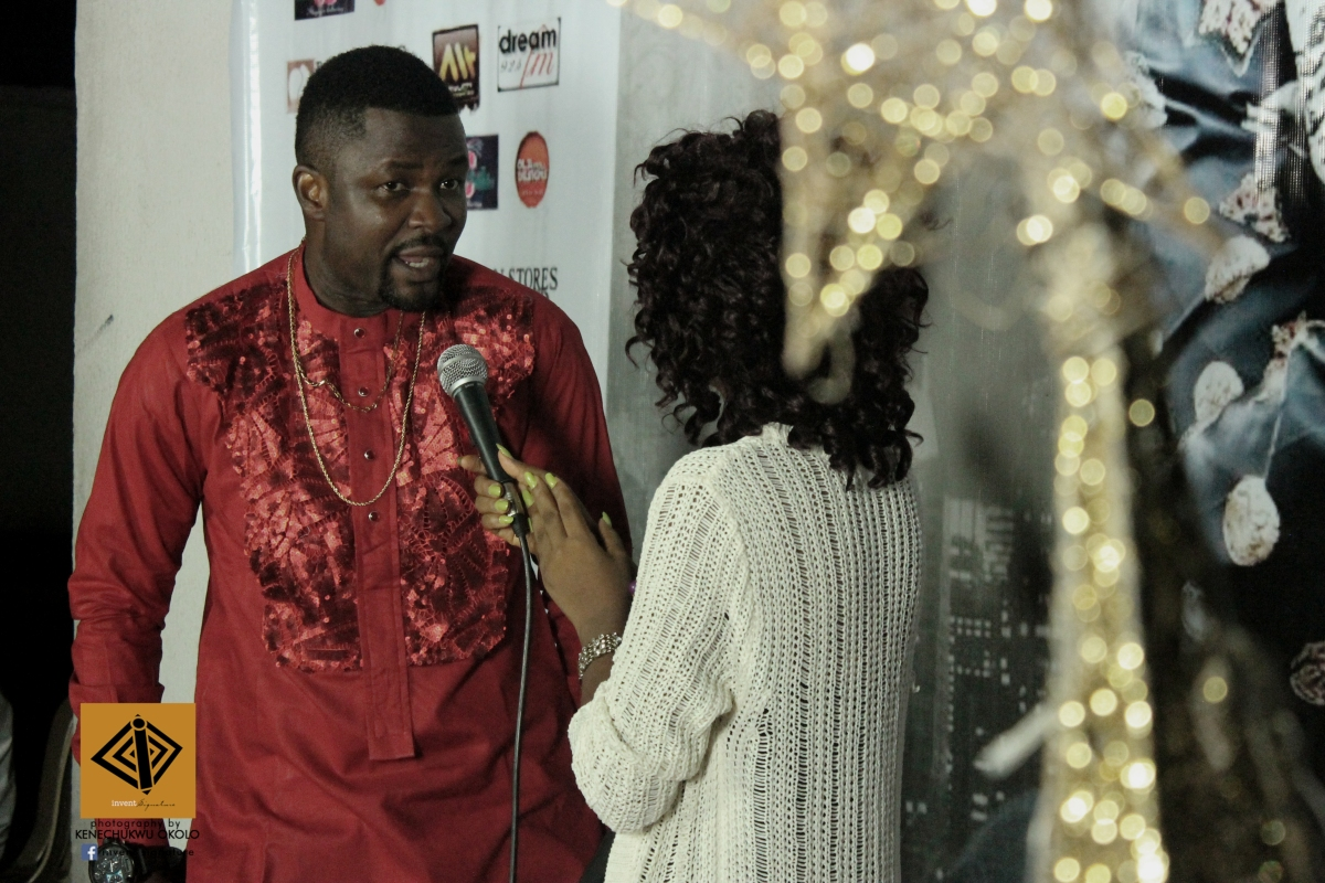 Pics: Didi Nna Men Album launch...