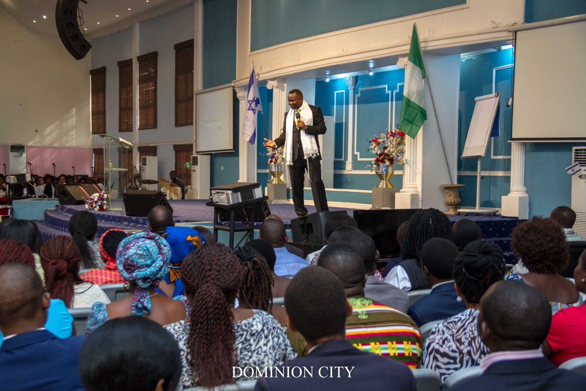 PICTURES: Eternity Summit, Enugu...Day 1