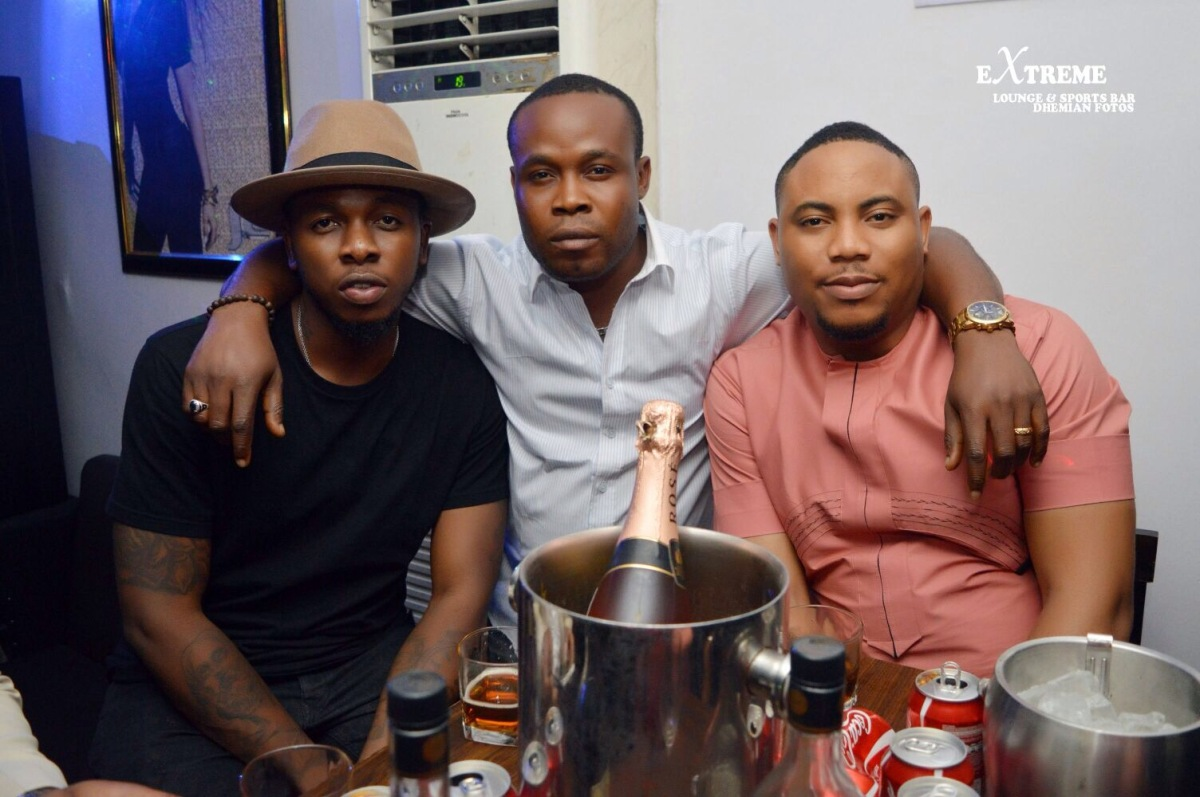 EXCLUSIVE: Pictures from Extreme Lounge 3years Anniversary...