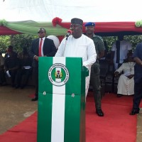 PHOTOs: Enugu Governor Commissions Urban Radio 94.5fm...